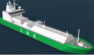 LNG Vessel design
